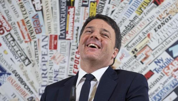 Renzi,importante che vada giù debito-Pil