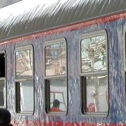 Tentano di abusare di una donna  Arrestati sul treno