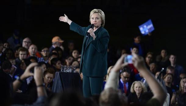 Usa: Renzi, tifo per la Clinton