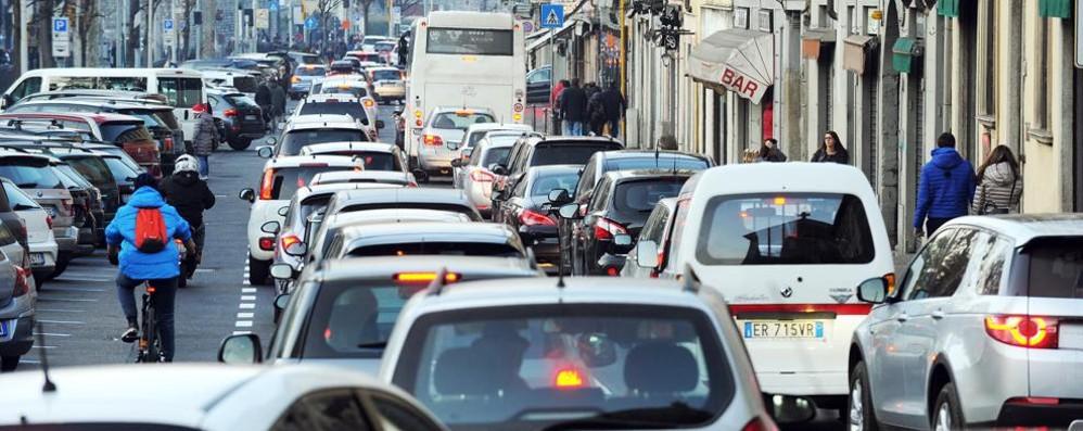 Polveri sottili al limite dell'allarme    In due mesi soglia superata 19 volte
