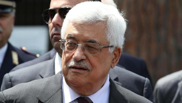 Abu Mazen, morte Zayed 'crimine atroce'