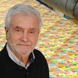 Addio Giannino Brenna, padre del tessile  «Cavaliere senza macchia e  paura»