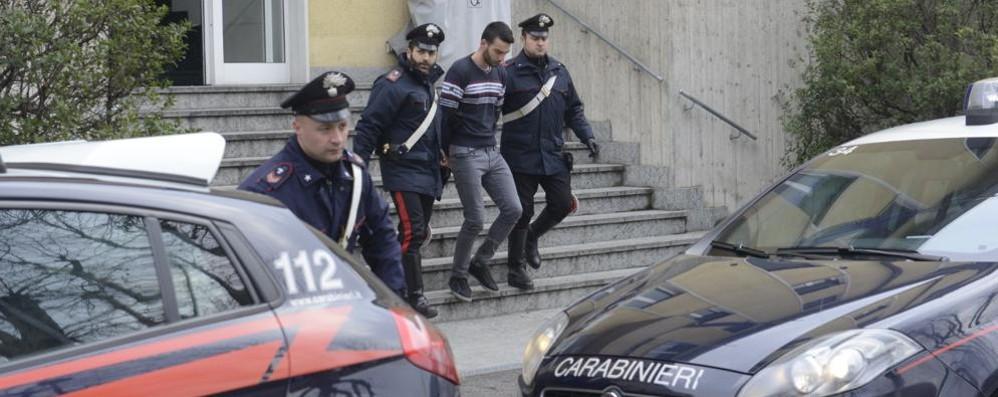 Cernobbio, arrestati  quattro ladri in azione