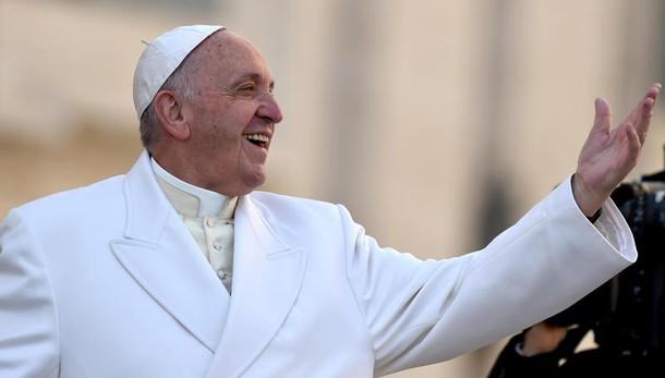 Papa visita comunità tossicodipendenti