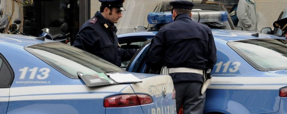 Vandali in via Fulda contro i testimoni di Geova
