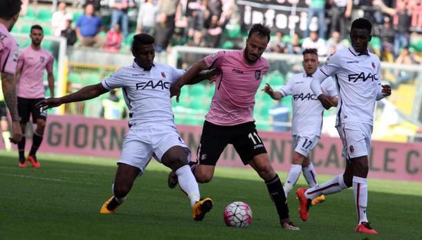 Serie A: Palermo-Bologna 0-0