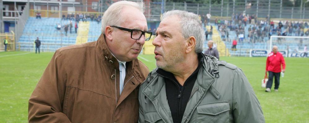 Di Nunno-Como: brusco stop Troppi i giocatori in prestito