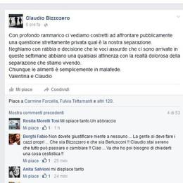 Cantù, il sindaco si separa  Lo annunciasu Facebook