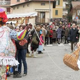Benvenuti a Schignano,  il vero Carnevale è qui