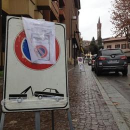 Sant'Apollonia cambia casa  Bancarelle in via Matteotti