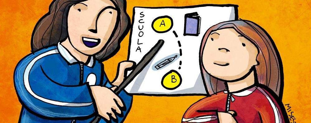 «Studio e non ottengo i voti sperati»  A superare gli scogli a scuola ci si allena