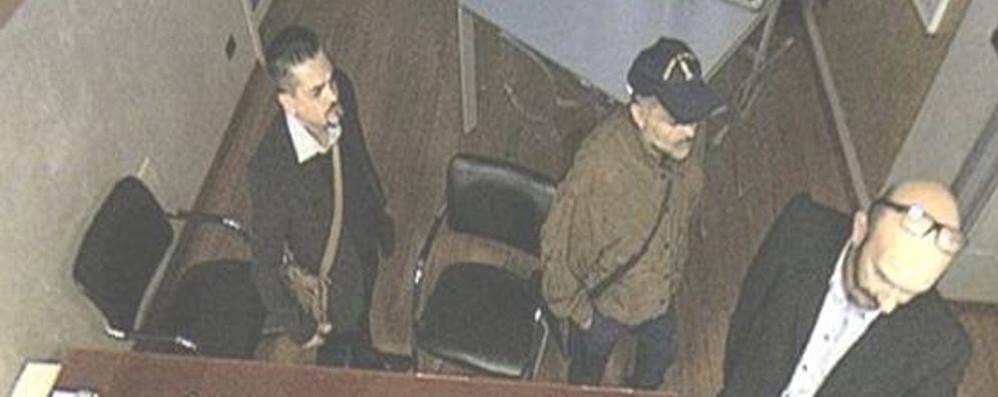 Serie di rapine nelle ville   Otto anni al finanziere comasco