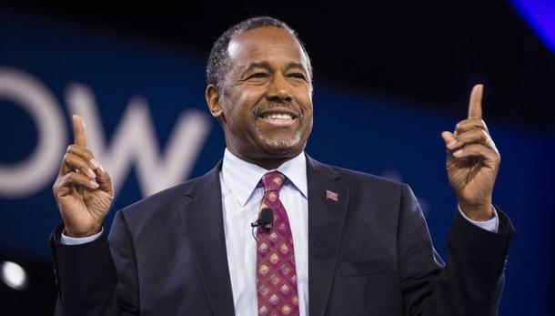 Carson ha deciso, endorsement a Trump