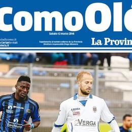 Domani torna ComoOlé È gratuito al Sinigaglia