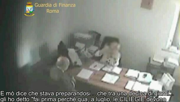 Inchiesta Anas:operazione Gdf,19 arresti