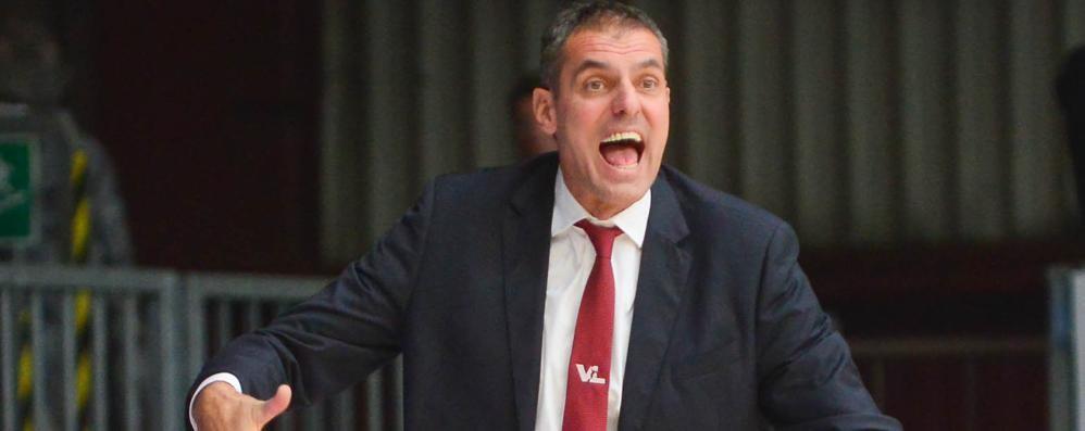 Dell'Agnello: «Colpo a Cantù?  Abbiamo le qualità per farlo»