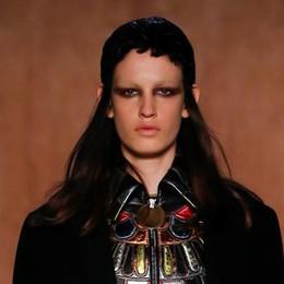 Matilde, esordio parigino per Givenchy Dal Volta alle passerelle dell'alta moda