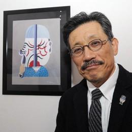 Il maestro alla scoperta di Como  «Un Manga ambientato qui»