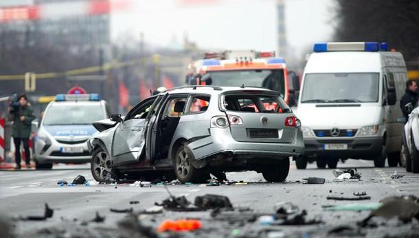 Esplosione Berlino, si punta su crimine