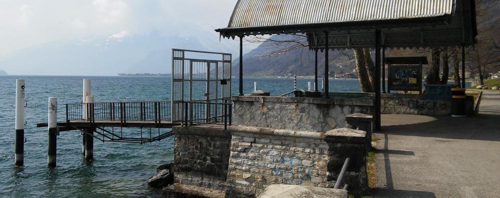 Gera Lario: «Ridateci l'aliscafo»  La Navigazione: «Il Comune metta i soldi»