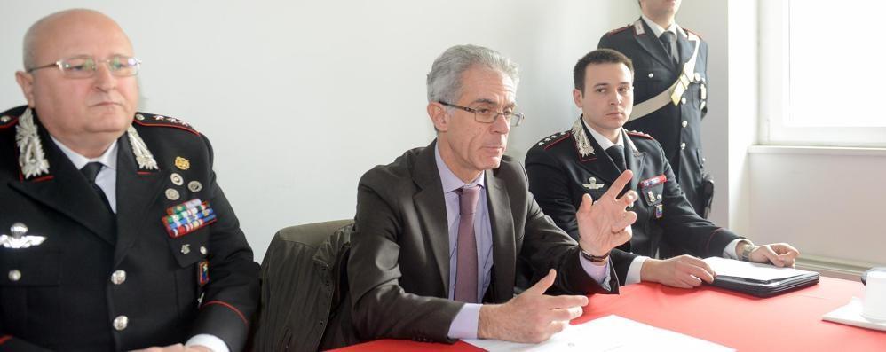 Rapina e botte in villa a Fenegrò I carabinieri fermano due italiani
