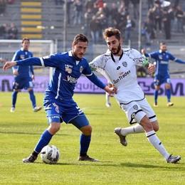 Como, Ganz ci vuole credere  «Con il Modena il mio primo gol in B»