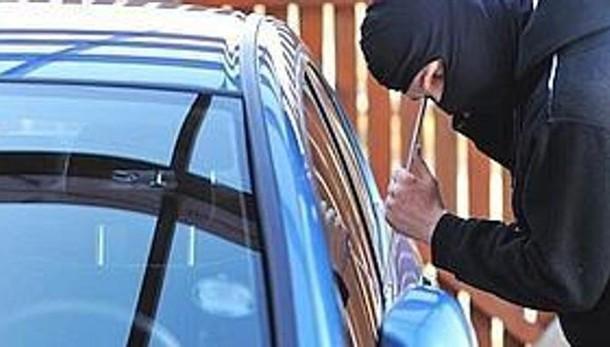 Bastano due minuti  per rubare un'auto  Clicca e scopri i modelli a rischio