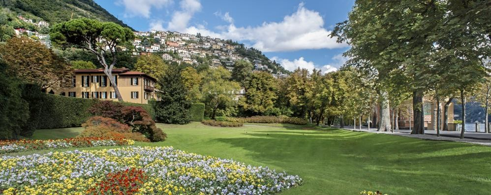 Cernobbio, Villa d'Este riapre   e vuole già battere il record