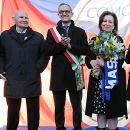 Como ricorda Borgo gol  Quanti campioni con Chantal  Da Zambrotta a Baresi   Guarda il video