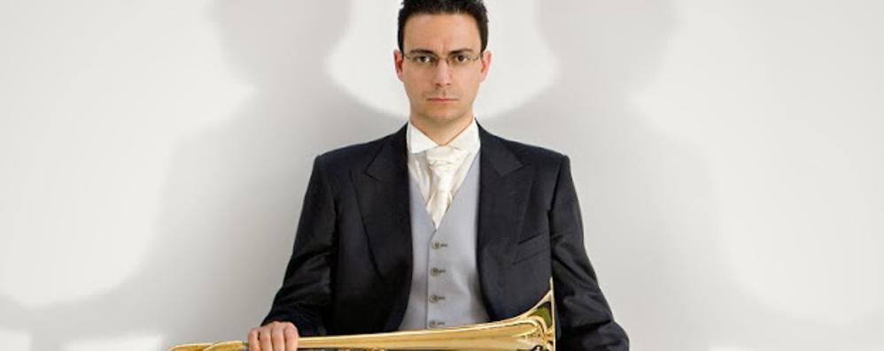 Il direttore della Filarmonica a Roma  «Il mio Padre Nostro davanti al Papa»