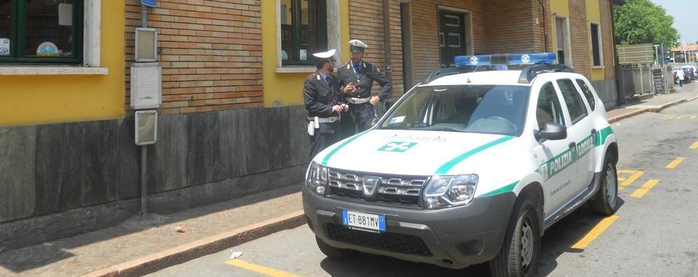 Circolano assicurazioni false  Scatta l'allarme a Lomazzo