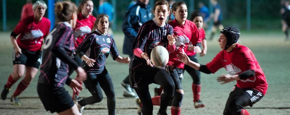 """Il """"Rugby Day"""" a Como Una maratona domenicale"""