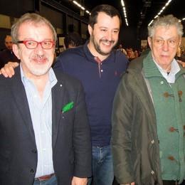 Salvini: «Fare le paratie, che errore»