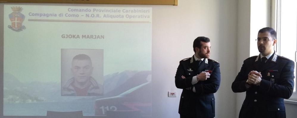 Como: otto colpi in sei giorni nel quartiere di Sagnino, arrestato il ladro