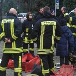 «Spariti trentamila euro»  Volontari del Lario, è giallo