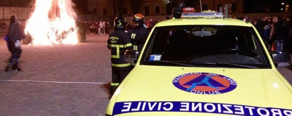 Volontari di Fino Mornasco  Denunciato l'ex presidente