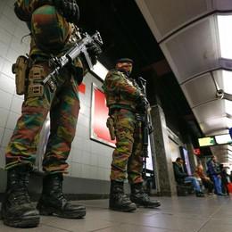 Bruxelles: dislocati 225 militari