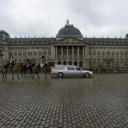 Bruxelles:pacco sospetto a Palazzo Reale