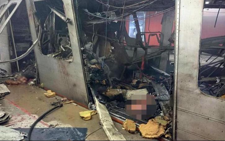 Sindaco Bruxelles, 20 morti nella metro