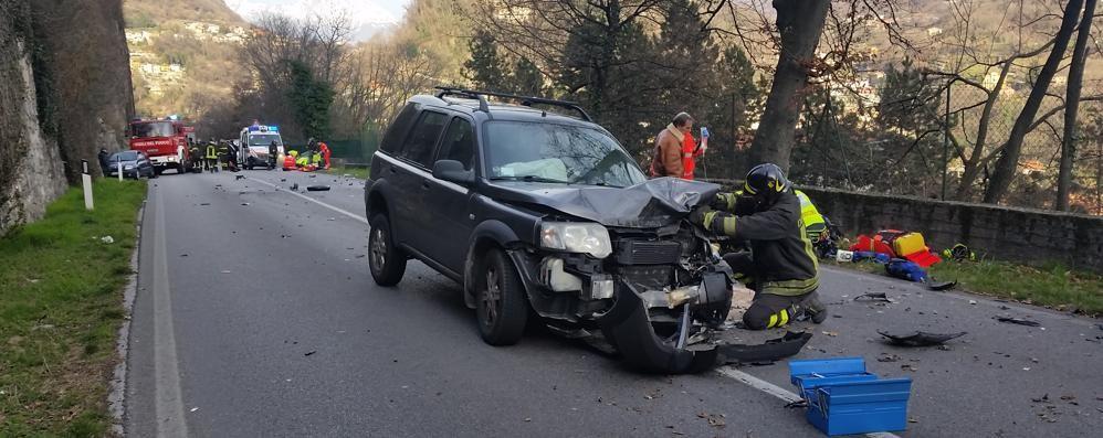 Tragedia sulla Arosio-Canzo  Morto anche l'altro motociclista