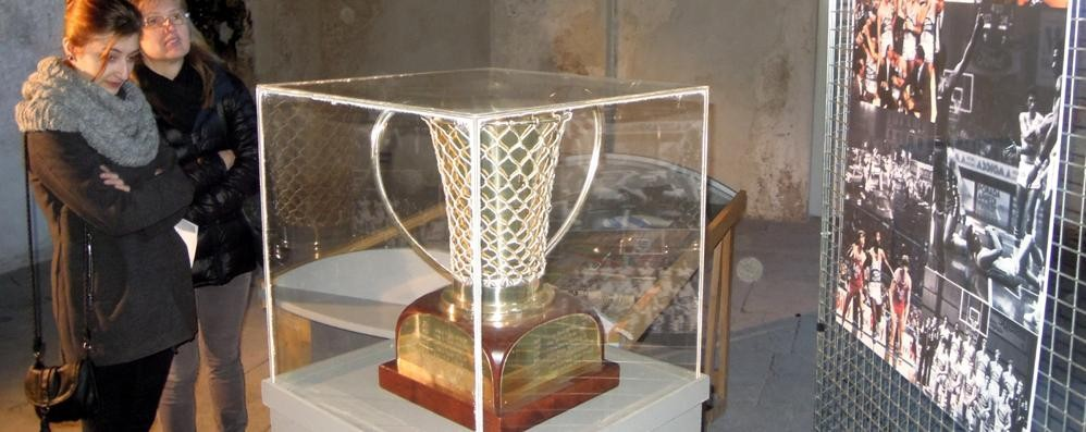 Cantù, «Un museo dello sport dentro Sant'Ambrogio»