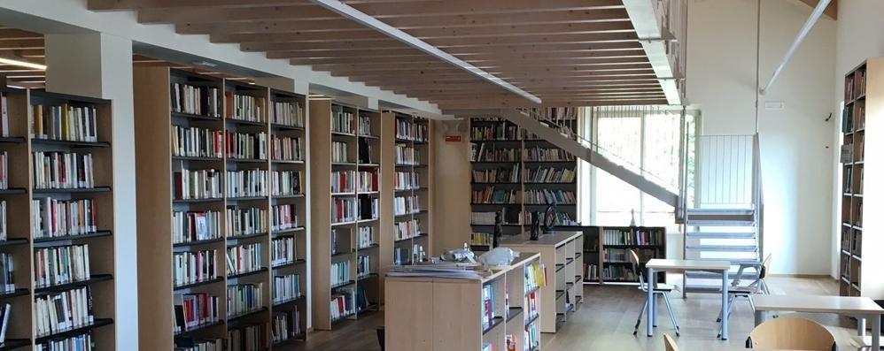 Ex collegio Somaini  Biblioteca da un milione di euro
