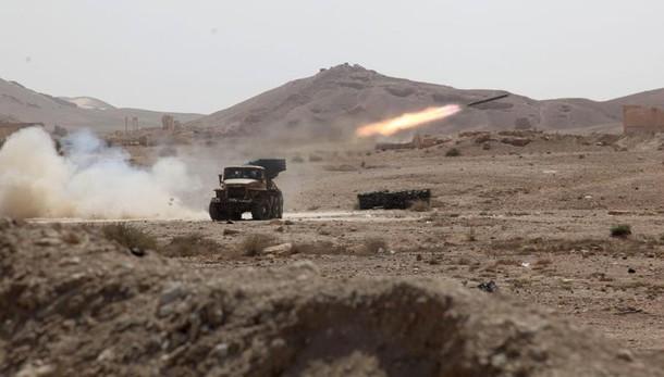 Isis: esercito Siria libera nord Palmira