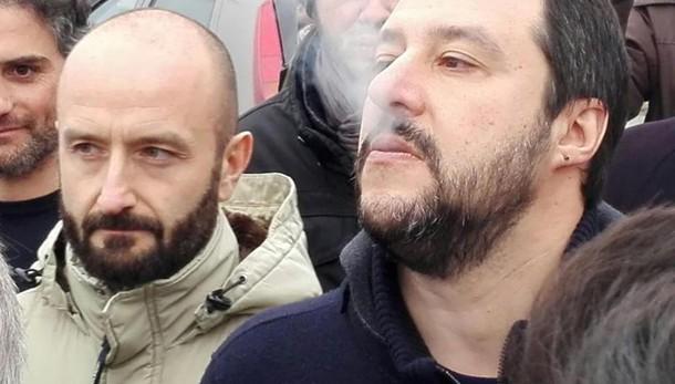 Salvini, 8X1000? Ma D'Alema è matto