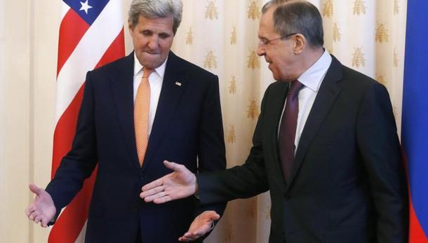 Siria: Kerry, ora soluzione conflitto