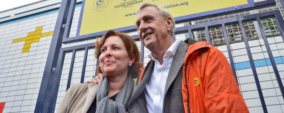 Addio a Cruyff  Leggenda del calcio