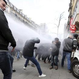 Bruxelles: 10 fermi dopo incidenti