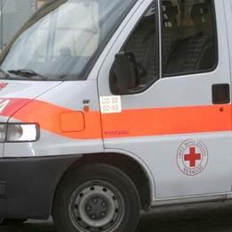 Griante: scontro fa auto  Feriti due bimbi di uno e due anni