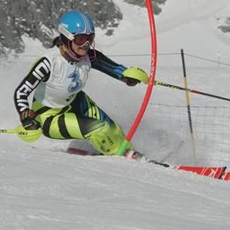 Lorini, oggi lo slalom Mondiale Altro piazzamento per Tentori