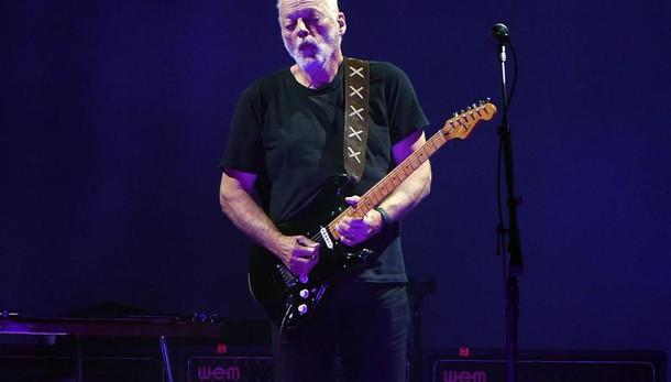 70 anni Gilmour, mito in piena attività